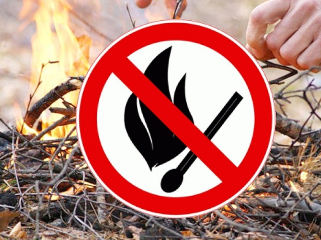 Внимание! Начало пожароопасного периода